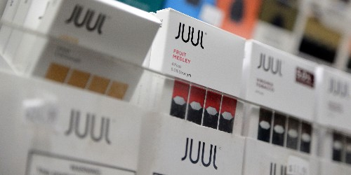 Juul pulls fruity flavors hours after Philip Morris says IQOS for adults - Business Insider
