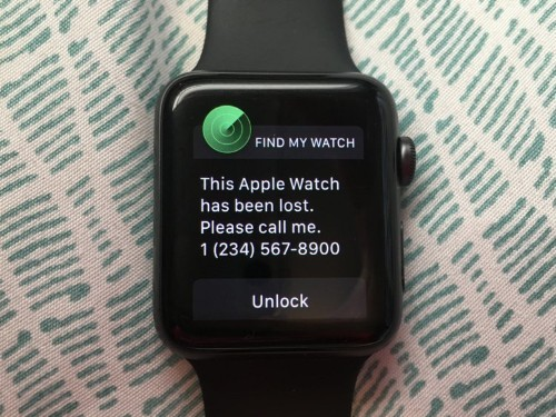 How to find your Apple Watch if it's been lost or stolen