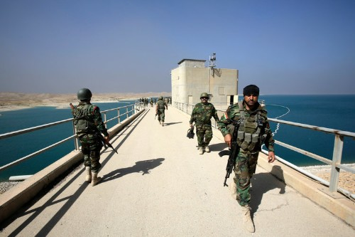 Top US general: Iraq's largest dam could face a catastrophic collapse