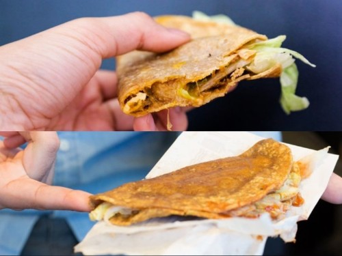 Burger King's new tacos spark comparisons to Jack in the Box