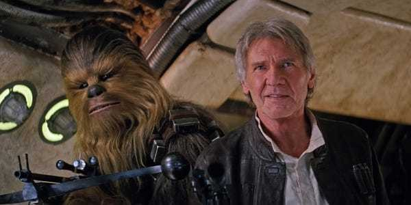 'Star Wars' 'Han Solo' spin-off script is great - Business Insider