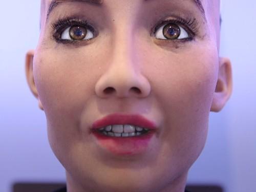 Meet Sophia, the robot citizen that said it would 'destroy humans' - Business Insider