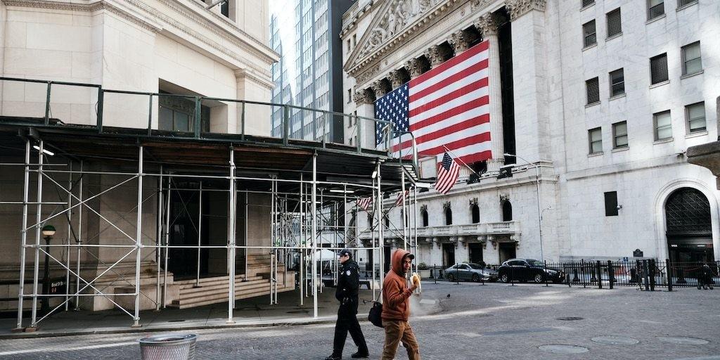 Goldman Sachs: The stock market's biggest driver will plunge 123% in a brutal 2nd quarter | Markets Insider