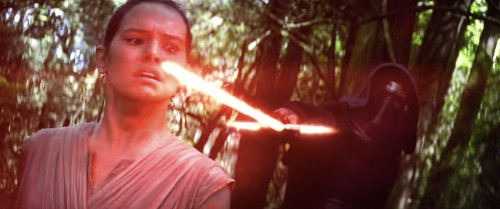 I'm becoming convinced of a popular theory about Rey from 'Star Wars'