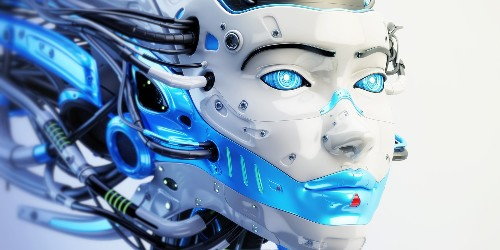 In 50 years we'll have 'robot angels' and will be able to merge our brains with AI, according to technology experts