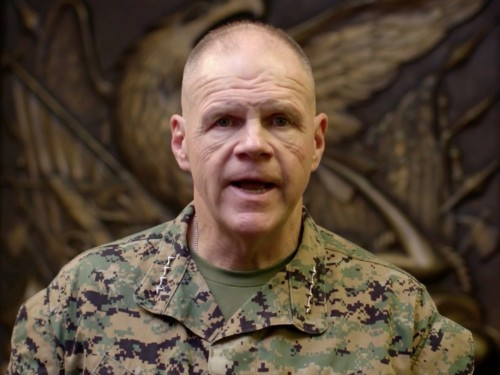 Marine commandant to troops sharing nude photos: 'Do you really want to be a Marine?'