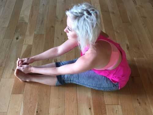 A famous yoga teacher reveals some simple moves to help you sleep better
