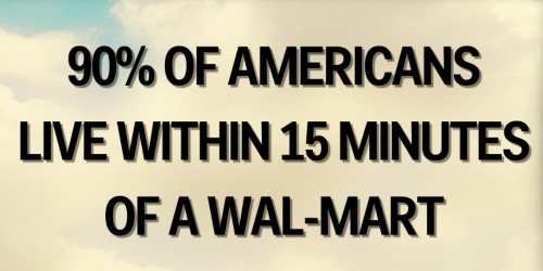 9 Incredible Facts About Wal-Mart