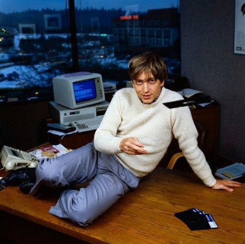 13 surprising facts about Bill Gates
