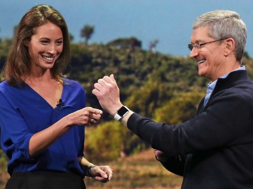 The Apple Watch is far outselling its competitors, according to millions of online shoppers