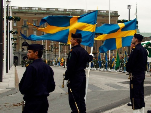Sweden has declared war on cash