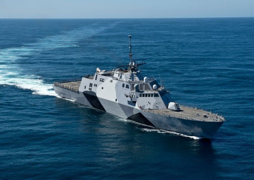 These are the 7 most lethal weapons on US Navy ships right now