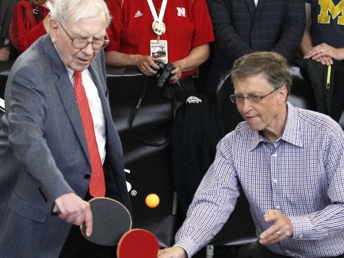 Bill Gates recommends you read this specific part of Warren Buffett's letter
