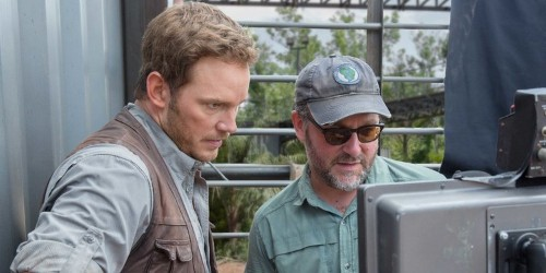 The 'Jurassic World' director had a perfect, simple response to the film's massive box-office dominance this weekend