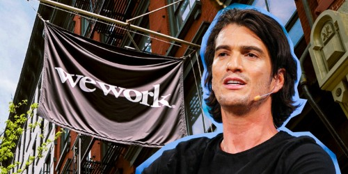 WeWork is now considering an IPO valuation as low as $10 billion, down from $47 billion