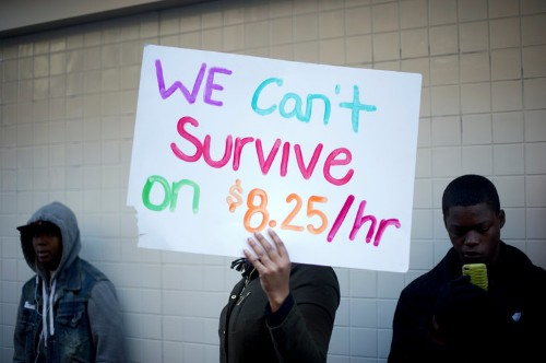 Why doubling the US minimum wage would actually be madness