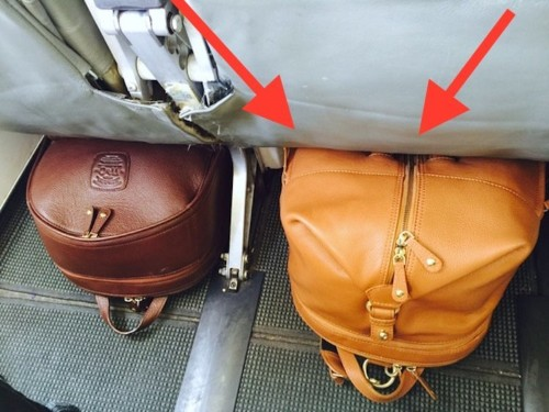 Wool & Oak luggage lets you never have to check bags again