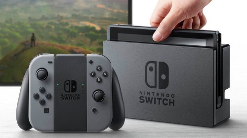 The Nintendo Switch was the best selling video game console of 2018