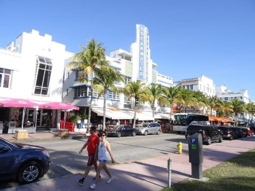 Miami Beach celebrates 100 years, but climate cloud casts shadow