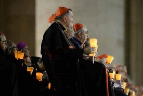 Gay row overshadows opening of landmark Catholic Church synod