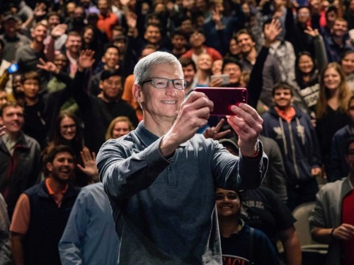 Apple CEO Tim Cook: 'The US will lose its leadership in technology if this doesn't change'