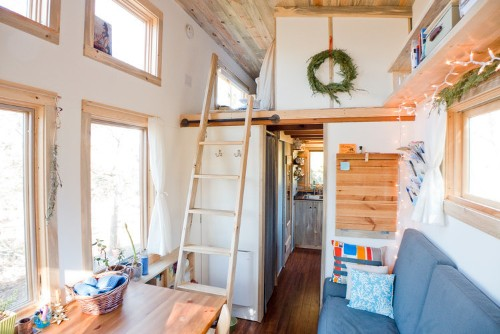 A California Couple Built This Portable 'Tiny House' For $30,000