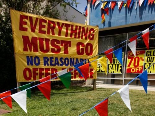 China tariffs could trigger 12,000 store closures
