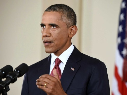 This Is Obama's Four-Part Strategy To 'Destroy' And 'Eradicate' ISIS