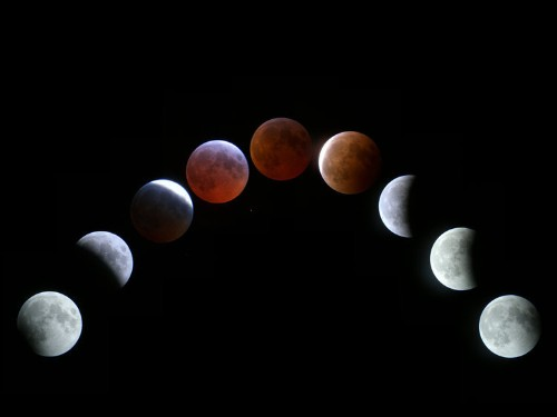 The complete astronomy guide of what to see during tomorrow night's rare lunar eclipse