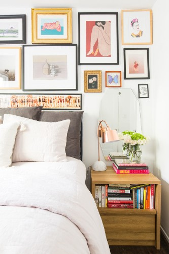 This 26-year-old CEO used her own interior design app to redo her entire home in just one week — see the before-and-after photos