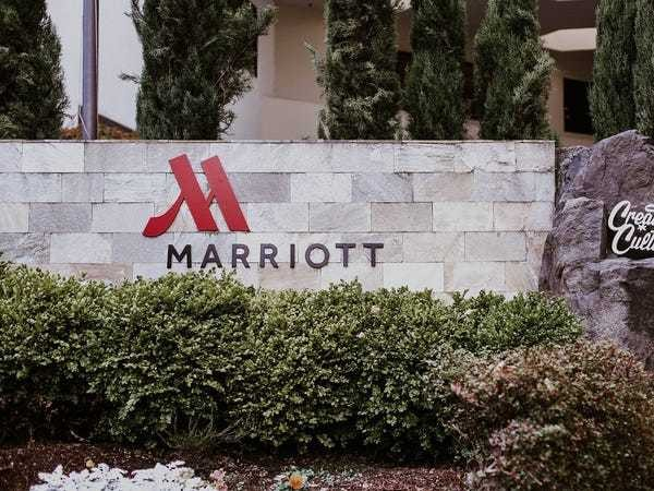 New Marriott Rewards card 100k sign-up bonus can cover 5 free nights at hotel - Business Insider