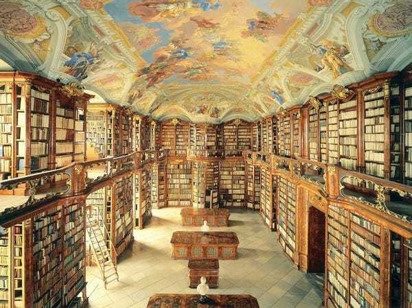18 Libraries Every Book Lover Should Visit In Their Lifetime - Business Insider