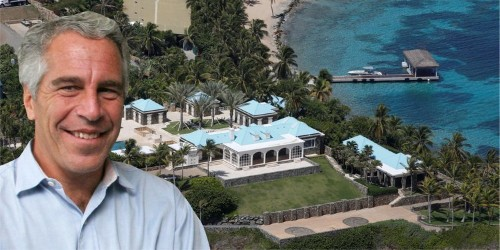 Jeffrey Epstein owns 2 private islands in the Caribbean: PHOTOS