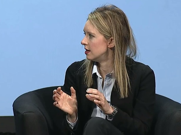 Theranos is laying off 41% of its staff