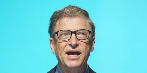 Bill Gates Explains Why The World Is Much Better Than People Realize
