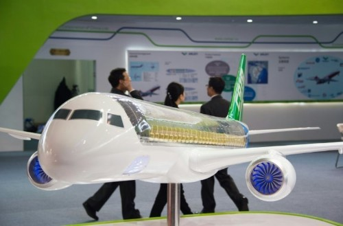 China completes production of own passenger plane