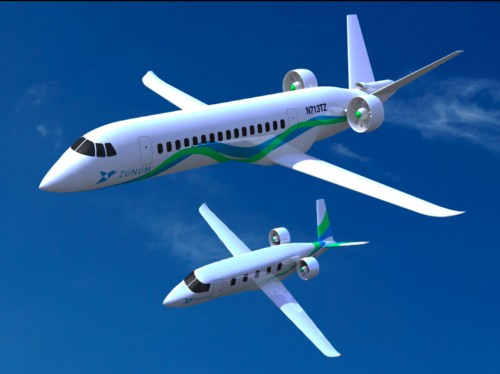 Boeing and JetBlue just invested in a tiny electric-jet startup that could revolutionize air travel