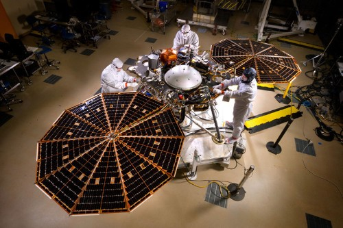 67,000 people have already signed up for this one-time opportunity from NASA