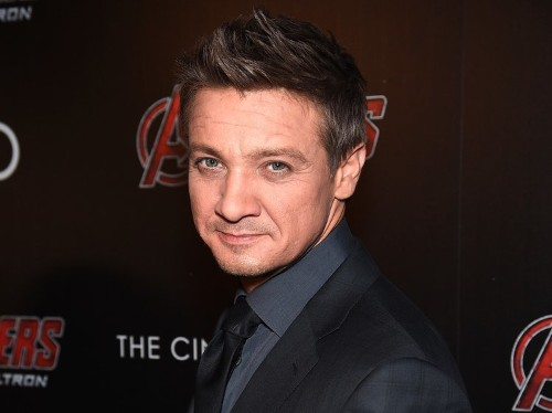 Jeremy Renner lived without water or electricity before he hit it big