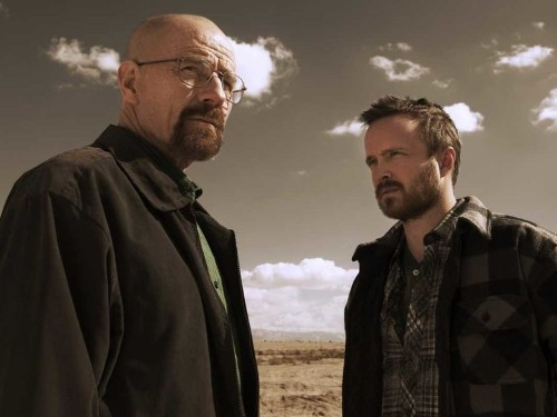 You Can Now Watch Every Episode Of 'Breaking Bad' On Netflix