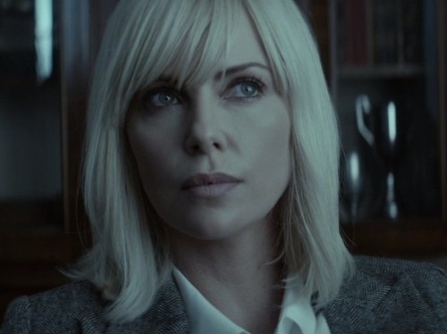 Charlize Theron plays a lethal secret agent in the ultra-violent 'Atomic Blonde' trailer