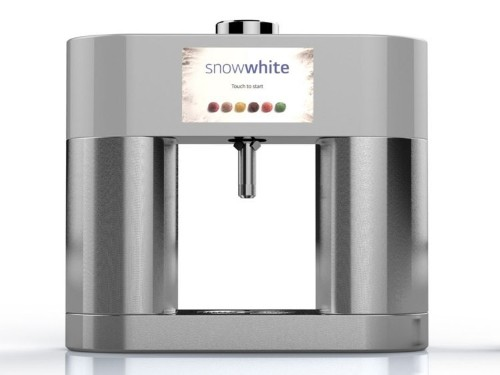 A machine that makes frozen desserts wants to be the Keurig of ice cream