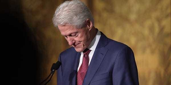 These are the sexual-assault allegations against Bill Clinton - Business Insider