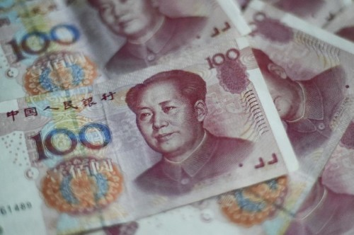 China gave the yuan its largest boost in a decade