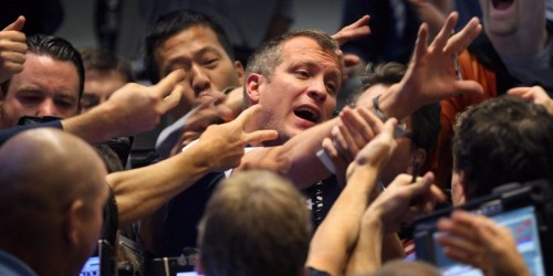 Evidence is mounting that the stock market could plunge into chaos this summer