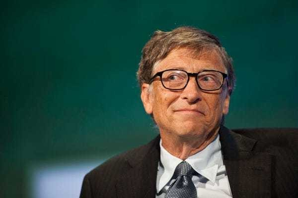 Bill Gates could do pretty well if he ran for president, study suggests - Business Insider