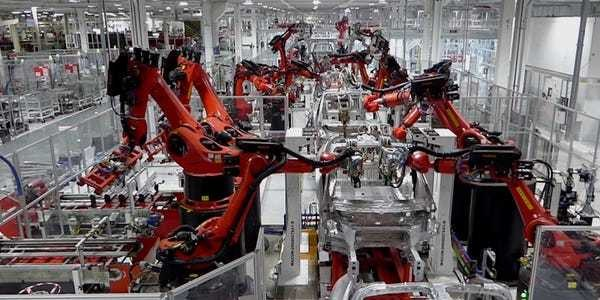 The history of how the Internet of Things has radically changed manufacturing - Business Insider