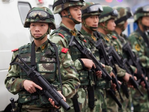 China demands the US cancel a $1.4 billion arms deal to Taiwan