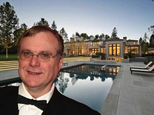 The incredible real-estate portfolio of Microsoft billionaire Paul Allen
