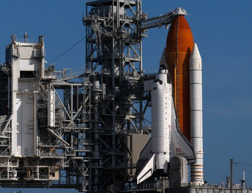 NASA's space shuttles are being ransacked, but for good reason